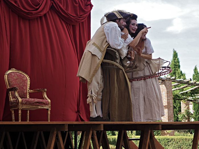 Journées du patrimoine 2020 - Théâtre « Les précieuses ridicules » de Molière