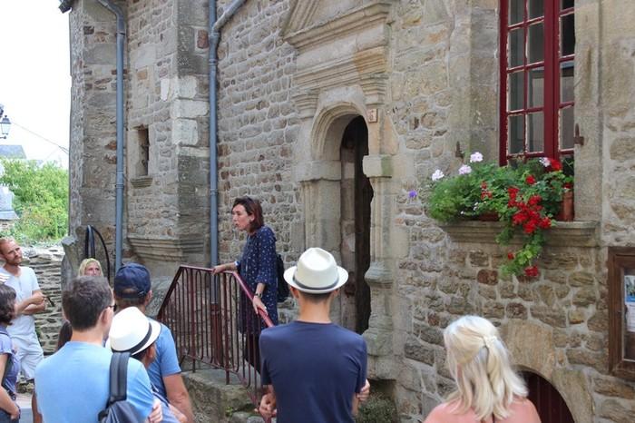Journées du patrimoine 2020 - Visite guidée de La Roche-Bernard et du Musée de la Vilaine Maritime.