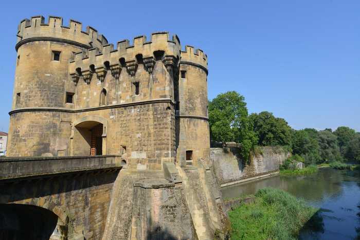 Journées du patrimoine 2020 - Atelier cyanotype sur les monuments emblématiques de Metz