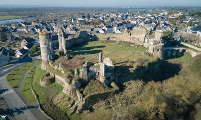 Journées du patrimoine 2019 - Ouverture exceptionnelle et animations au château de Champtocé-sur-Loire