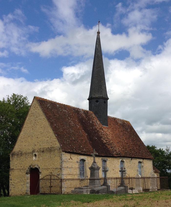 Journées du patrimoine 2020 - Visite libre de l'église : Fresques , vitraux , pots acoustiques