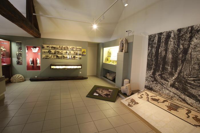 Journées du patrimoine 2020 - Visite du musée archéologique Bernard Counot