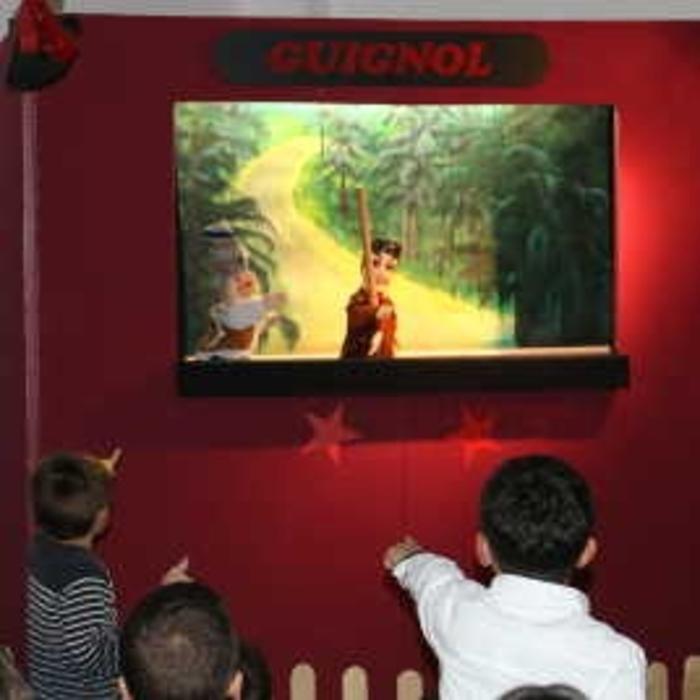 Journées du patrimoine 2020 - Jeux et spectacle de Guignol :
