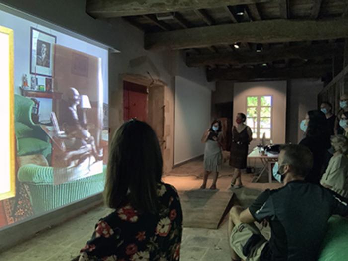 Journées du patrimoine 2020 - Visite Virtuelle et découverte du parc