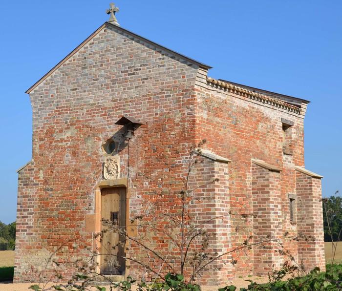 Journées du patrimoine 2019 - Visite guidée de la chapelle