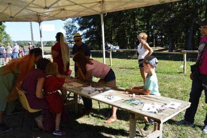 Journées du patrimoine 2019 - Ateliers et activités ludiques à la villa