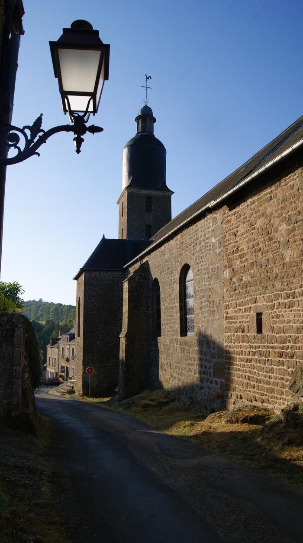 Journées du patrimoine 2020 - Visite libre de l'église Saint-Ouen-de-Pont-Ecrépin