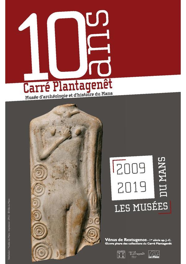 Nuit des musées 2019 -Visites des coulisses du musée