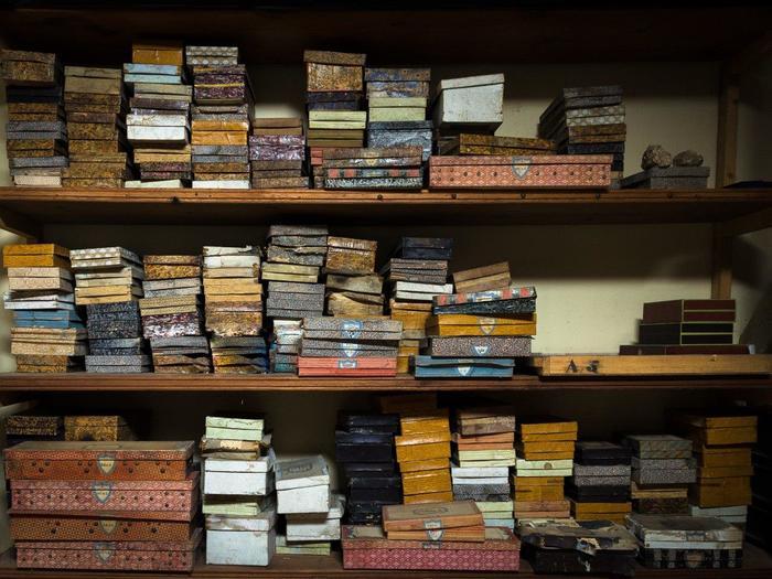 Journées du patrimoine 2019 - L'atelier éphémère : une histoire naturelle de Cécile Gambini, exploration photographique d'une résidence d'écriture par Patrick Bastide