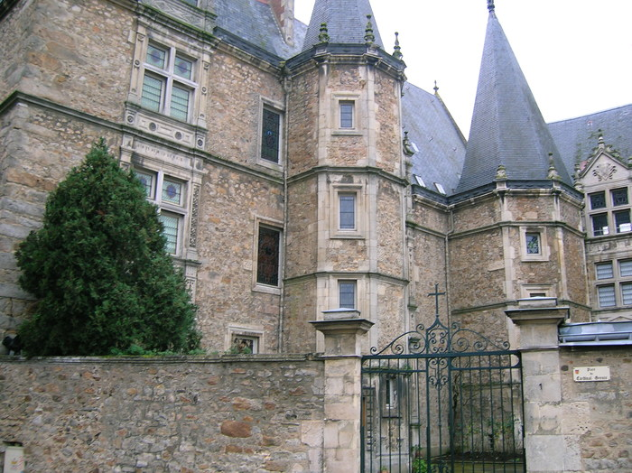 Journées du patrimoine 2020 - Visite de l'Evêché du Mans