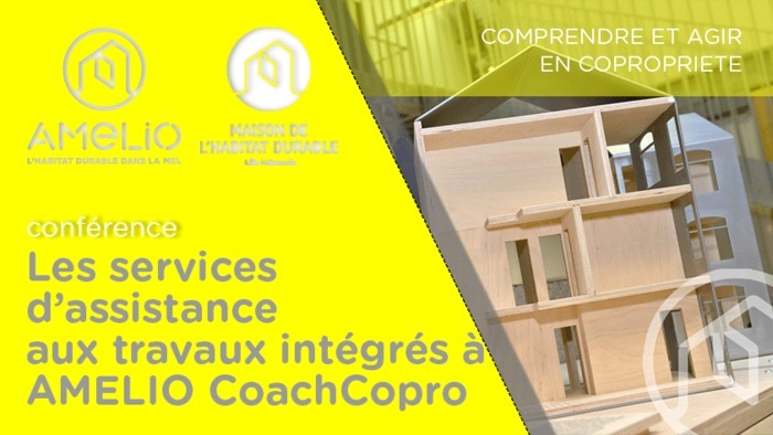 Les services d'assistances aux travaux intégrés à AMELIO Copro