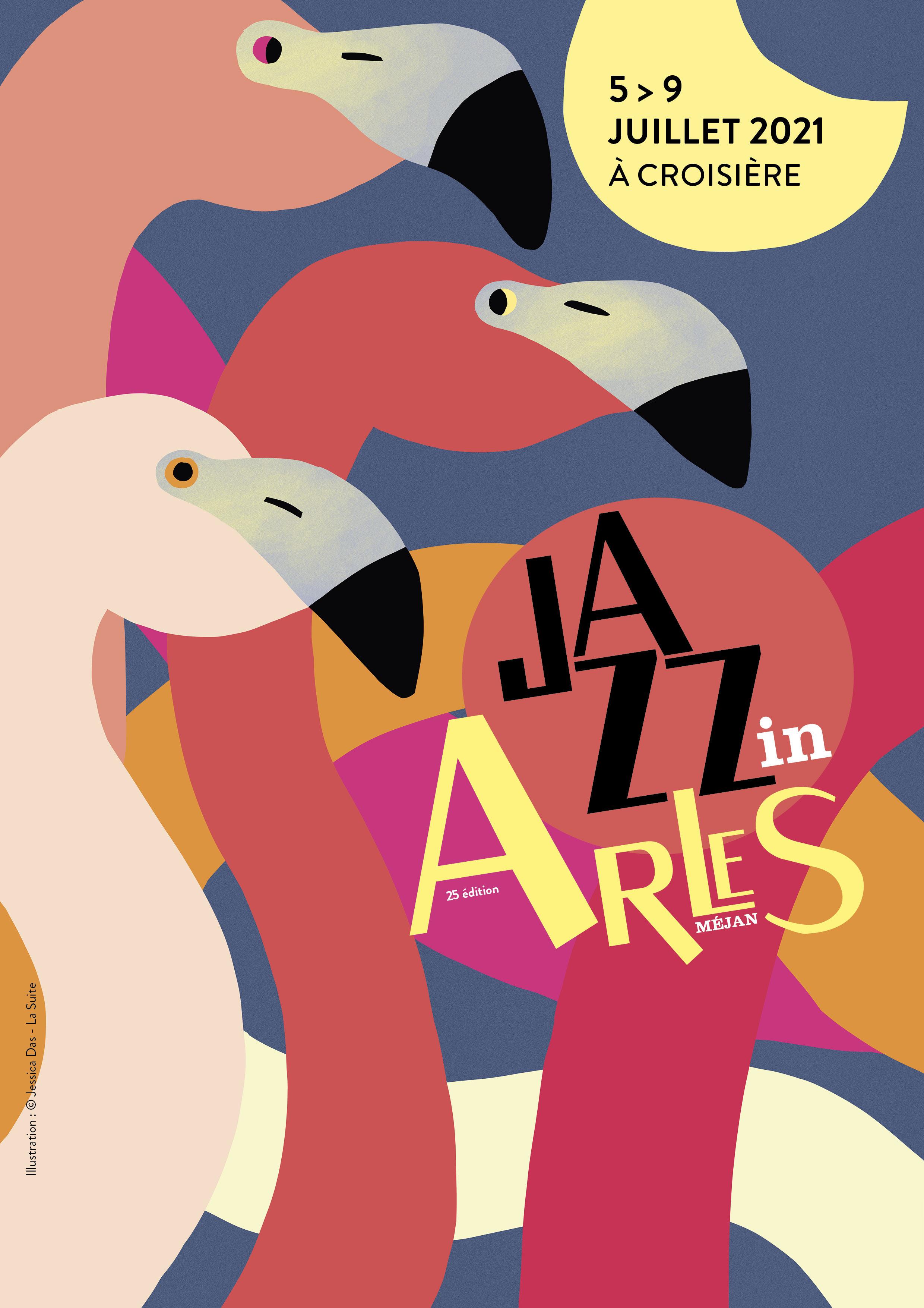 Jazz in Arles s'exporte à l'heure d'été à Croisière