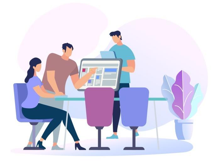 Atelier numérique en partenariat avec Unis-Cité