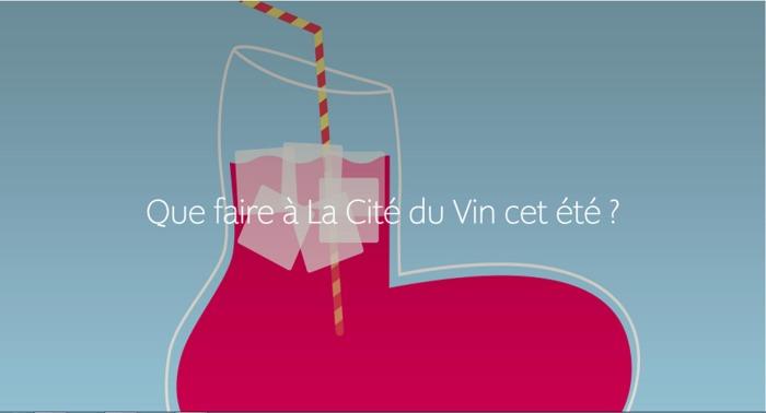 L'été à la Cité du Vin