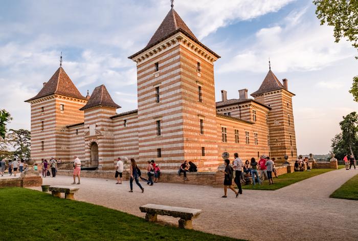 Journées Européennes du Patrimoine au Château de Laréole