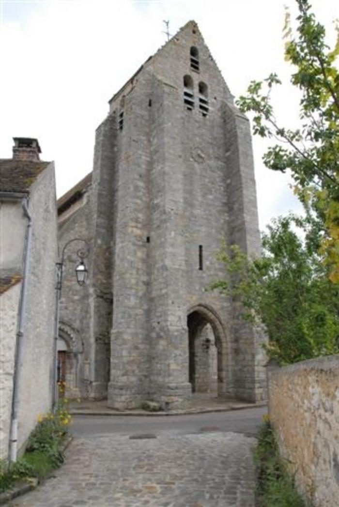 Journées du patrimoine 2019 - Visite libre de l'église  Notre-Dame et Saint-Laurent