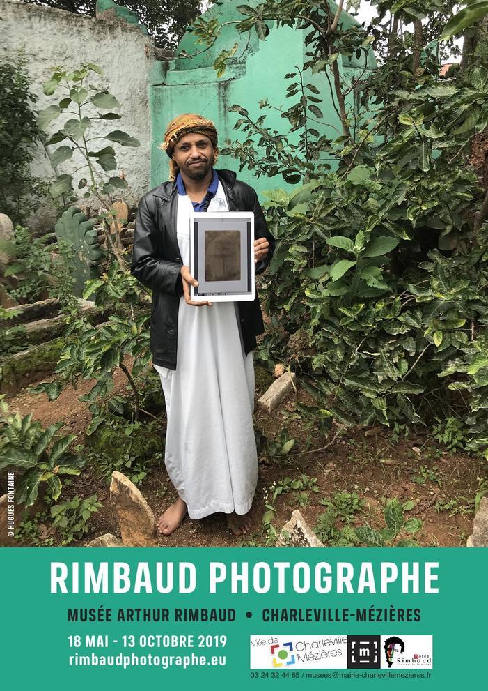 Journées du patrimoine 2019 - Exposition «Rimbaud photographe»