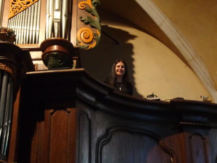 Journées du patrimoine 2019 - Présentation de l'orgue construit par Charles Cachet en 1720