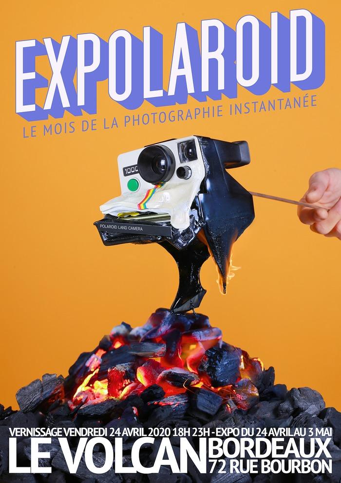 Expolaroid au Volcan