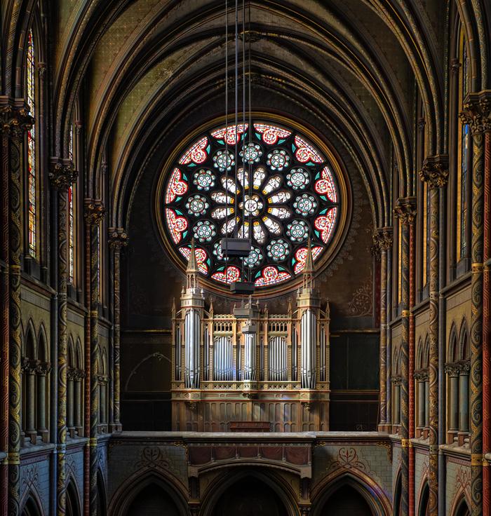 Journées du patrimoine 2019 - Découverte de l'orgue Cavaillé-Coll à la tribune