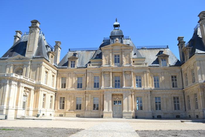 Journées du patrimoine 2019 - Visite du château de Maisons