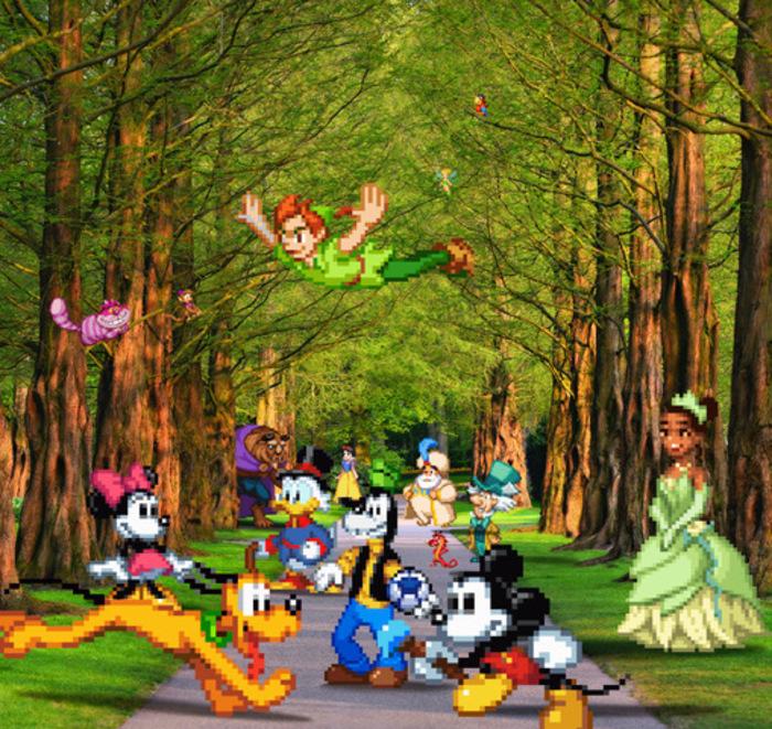Journées du patrimoine 2019 - Disney au pays du jeu vidéo