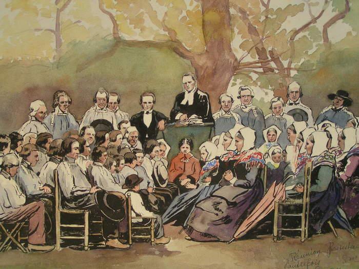 Journées du patrimoine 2020 - À la découverte du Poitou protestant