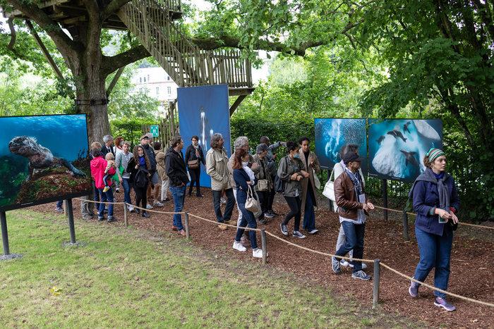 Journées du patrimoine 2020 - Visite : Les coulisses du Festival