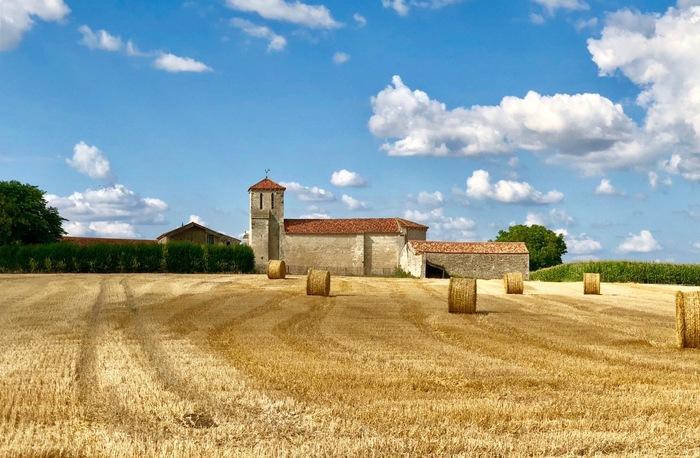 Journées du patrimoine 2020 - Visite de l'Eglise de Chalais