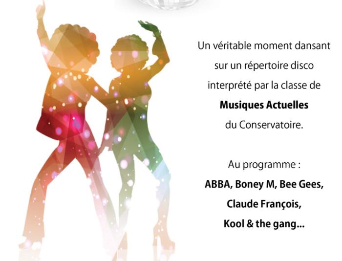Fête de la musique 2019 - Le Conservatoire fait son bal disco !
