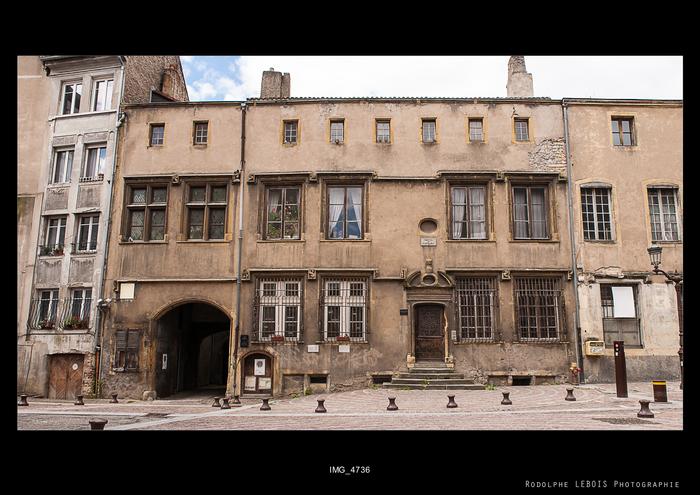 Journées du patrimoine 2020 - Visite guidée de l'Hôtel de Burtaigne