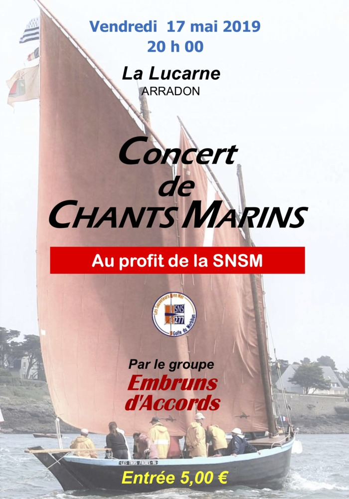 Concert de chants marins