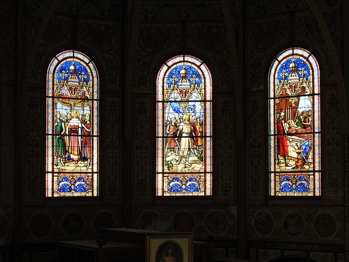 Journées du patrimoine 2019 - Fort-de-France / L'art sacré de la cathédrale / visite libre