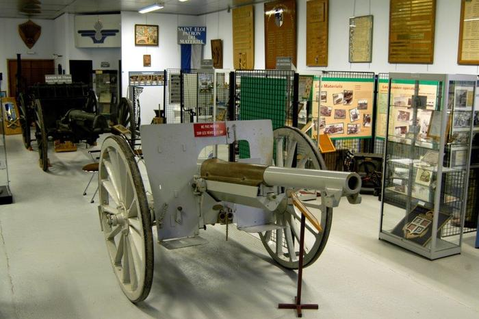 Journées du patrimoine 2019 - Visite libre à la découverte du patrimoine militaire