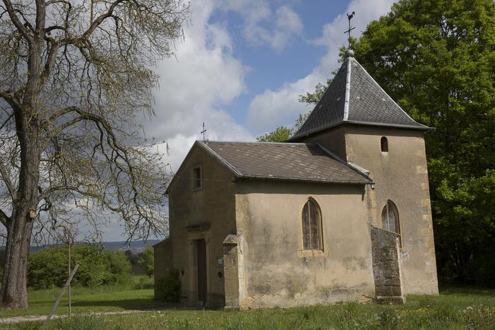 Journées du patrimoine 2020 - Une chapelle au milieu des champs