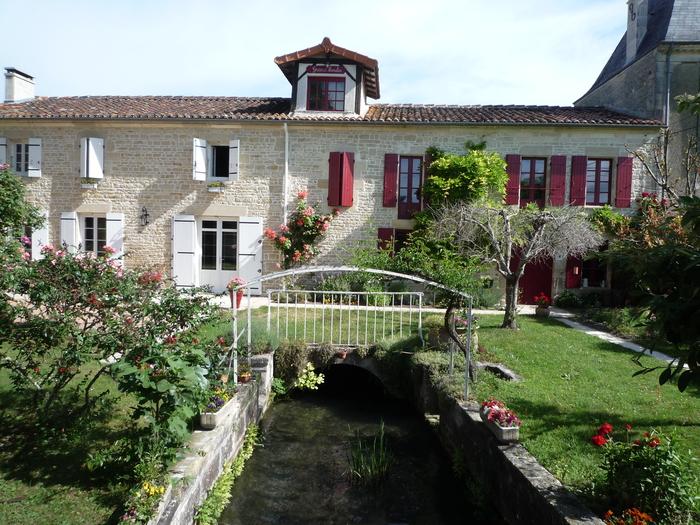 Journées du patrimoine 2019 - Visite commentée d'un moulin à eau du XVIIIe siècle