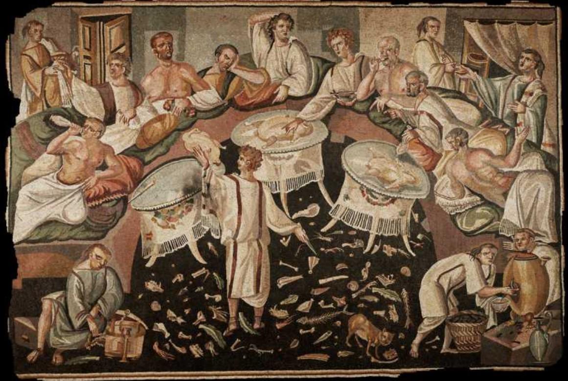 Samedi 25 septembre, 17h, De natura rerum a le plaisir de recevoir Christian Jacob – entre rouleaux de papyrus, jeux d'esprit et coupes de vin…