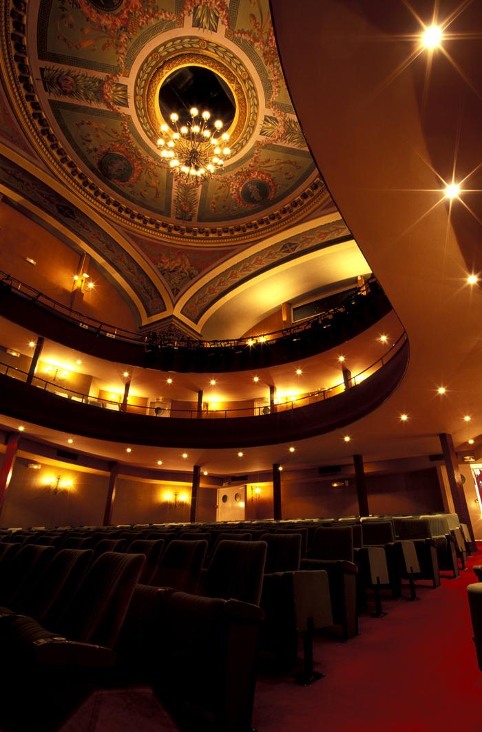 Journées du patrimoine 2020 - Hôtel de ville et théâtre