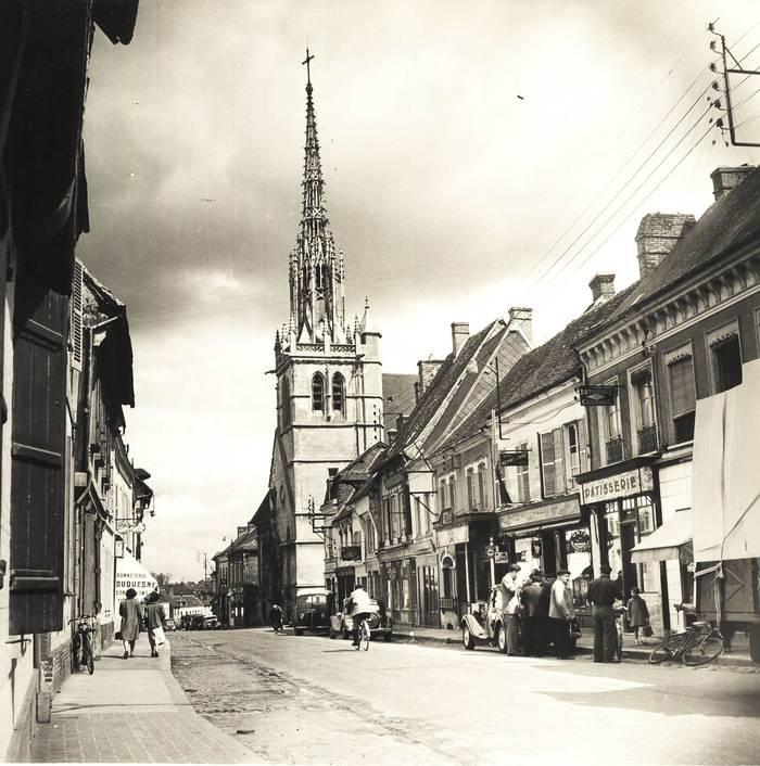 Journées du patrimoine 2020 - Exposition Conches-en-Ouche et son pays (1850-1970)