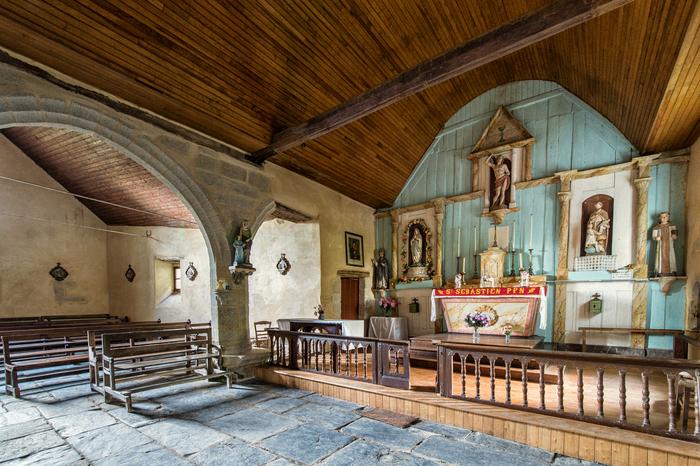 Journées du patrimoine 2020 - L'art investit la chapelle Saint Sébastien