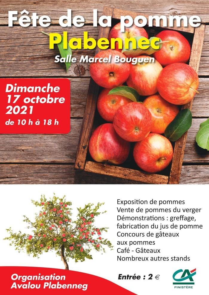 Fête de la pomme à Plabennec