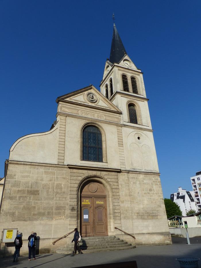 Journées du patrimoine 2020 - Visite libre de l'église Saint-Médard