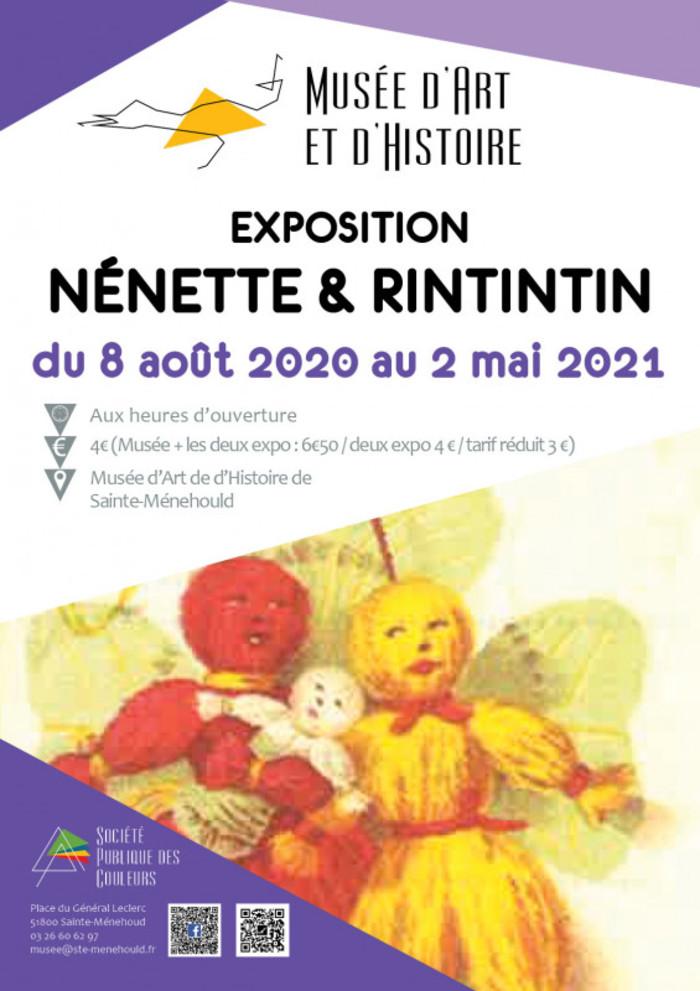 Journées du patrimoine 2020 - Découverte du Musée d'Art et d'histoire et des expositions en cours.