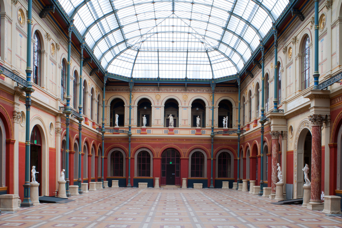 Journées du patrimoine 2019 - Visites commentées des Beaux-Arts de Paris