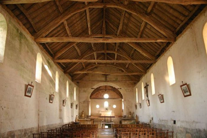 Journées du patrimoine 2020 - Visite libre de l'église Sainte-Marie-Madeleine de Grandecourt