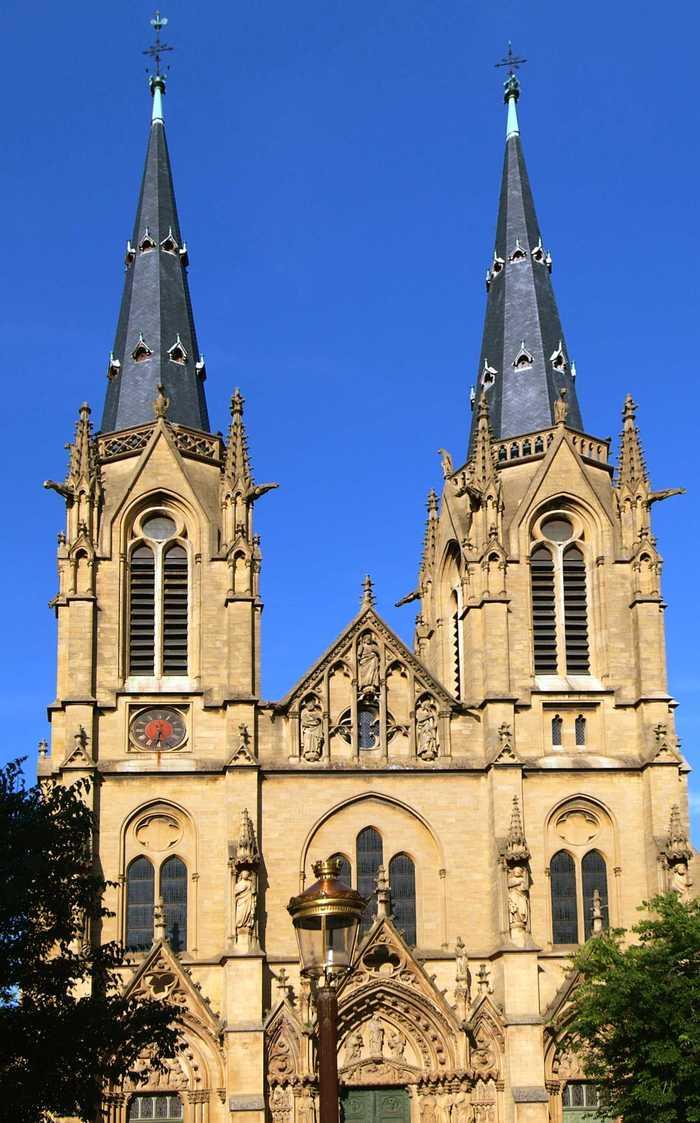 Journées du patrimoine 2020 - Visite libre de l'église Sainte-Ségolène