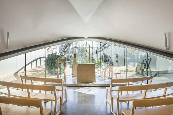 Journées du patrimoine 2020 - Découvrir une église d'architecture contemporaine  en Seine Saint-Denis (93)