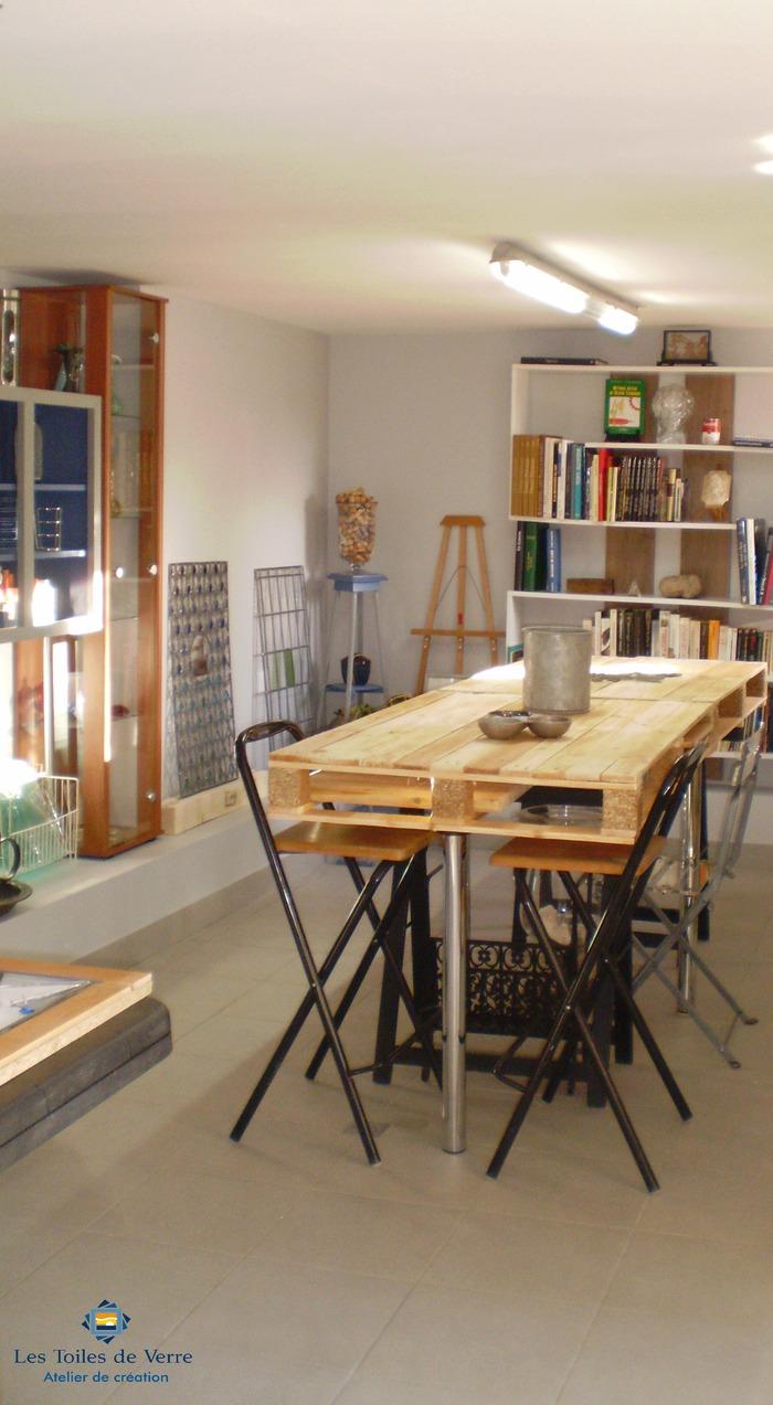 Journées du patrimoine 2019 - Savoir faire :  atelier de vitrail