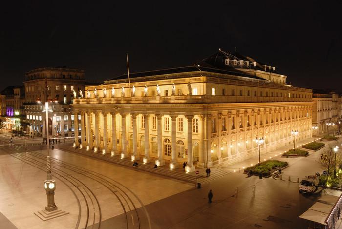 Journées du patrimoine 2019 - L'Opéra National de Bordeaux vous ouvre ses portes