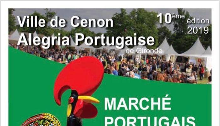 Marché de gastronomie et d'artisanat portugais